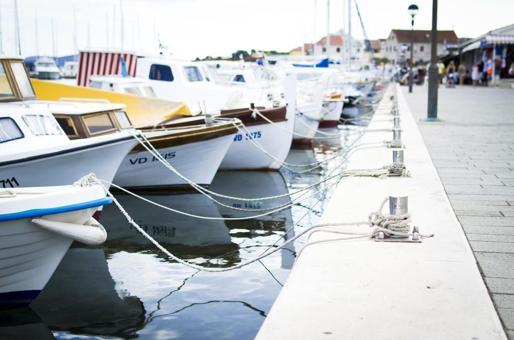 Kom godt fra havn med rette bådudstyr