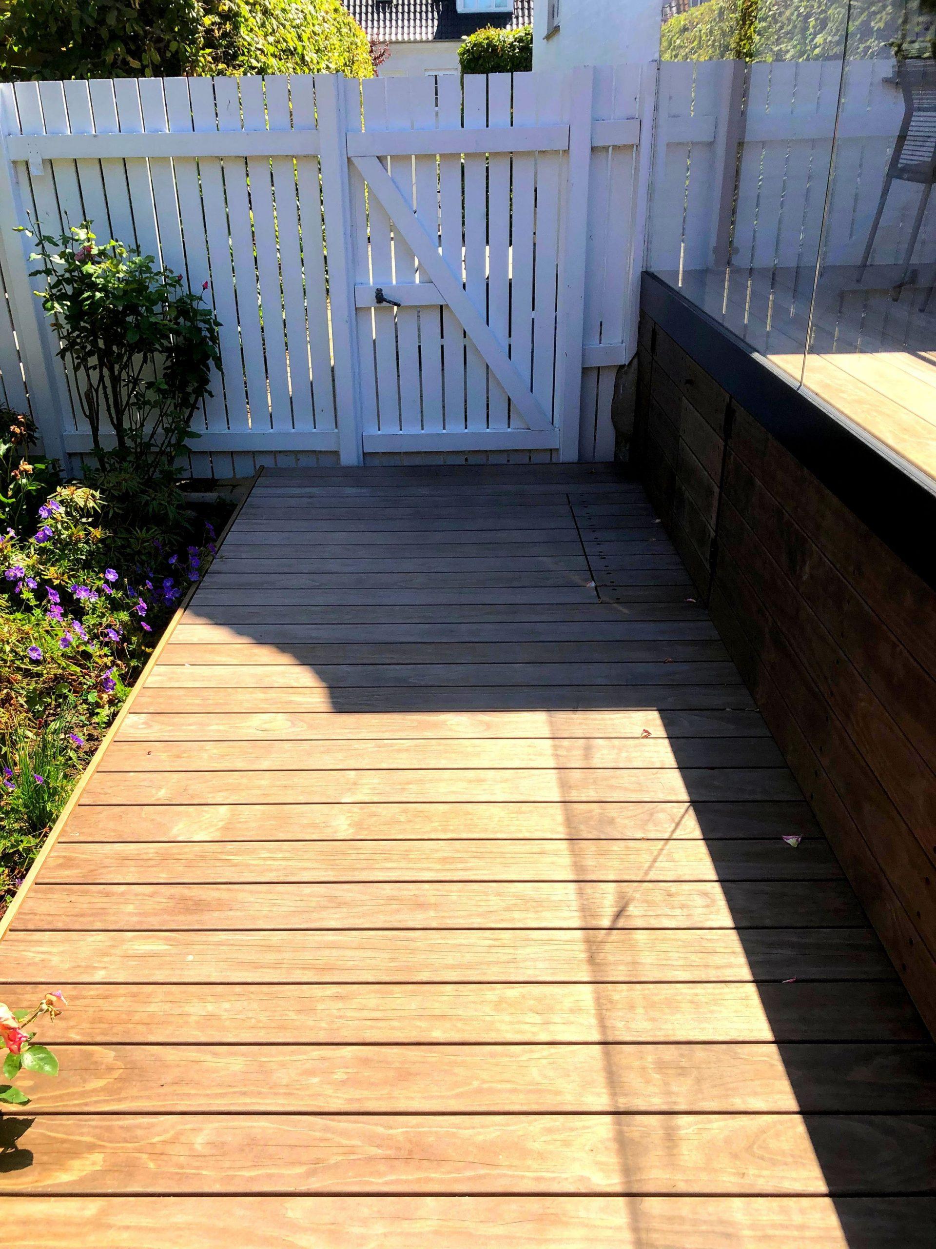 Få mere ud af terrassen med en overdækket terrasse